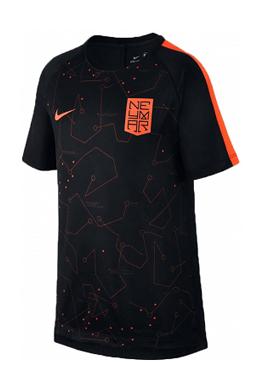 Koszulka Nike Junior Neymar Dry Squad 859880-010 Rozmiar M (137-147cm)