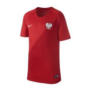 Koszulka Nike Junior Polska Away Stadium 894014-611 Rozmiar M (137-147cm)