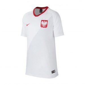Koszulka Nike Junior Polska Breathe 894013-100 Rozmiar XS (122-128cm)