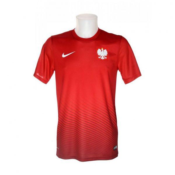 Koszulka Nike Junior Polska Supporters 846807-611 Rozmiar L (147-158cm)