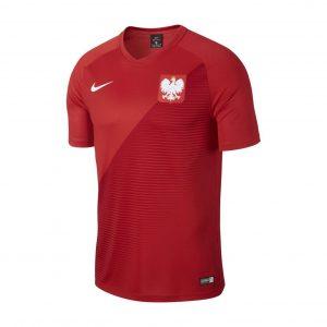 Koszulka Nike Polska Breathe Top Away AA3433-611 Rozmiar S (173cm)