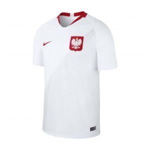 Koszulka Nike Polska Home Stadium 893893-100 Rozmiar S (173cm)