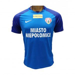 Koszulka Nike Trophy III Puszcza Niepołomice 881483-463 Rozmiar S (173cm)