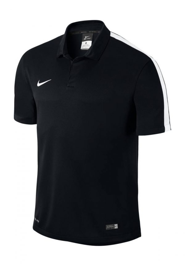 Koszulka Polo Nike Junior Squad 15 Sideline 646405-010 Rozmiar XS (122-128cm)