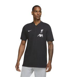 Koszulka Polo Nike Liverpool FC Champions League CZ3364-010 Rozmiar L (183cm)