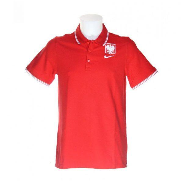 Koszulka Polo Nike Polska 404696-611 Rozmiar S (173cm)