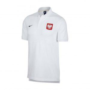 Koszulka Polo Nike Polska 891482-102 Rozmiar S (173cm)