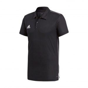 Koszulka Polo adidas Core 18 CE9037 Rozmiar S (173cm)