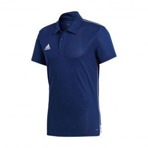 Koszulka Polo adidas Core 18 CV3589 Rozmiar S (173cm)
