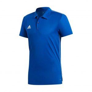 Koszulka Polo adidas Core 18 CV3590 Rozmiar S (173cm)