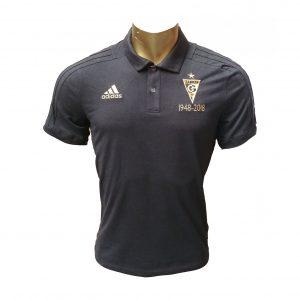 Koszulka Polo adidas Górnik Zabrze Czarna CE7423 Rozmiar M (178cm)