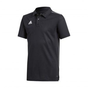 Koszulka Polo adidas Junior Core 18 CE9038 Rozmiar 128