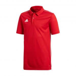 Koszulka Polo adidas Junior Core 18 CV3681 Rozmiar 116