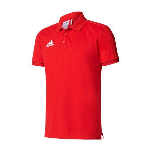 Koszulka Polo adidas Junior Tiro 17 BQ2691 Rozmiar 128