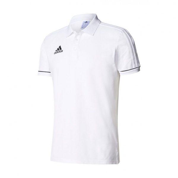 Koszulka Polo adidas Junior Tiro 17 BQ2696 Rozmiar 128