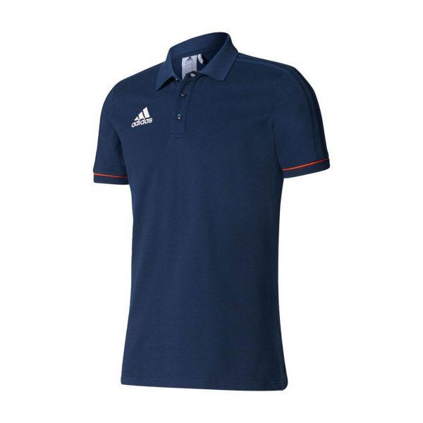 Koszulka Polo adidas Junior Tiro 17 BQ2699 Rozmiar 128