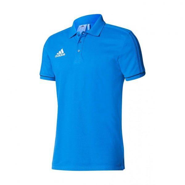 Koszulka Polo adidas Tiro 17 BQ2683 Rozmiar L (183cm)
