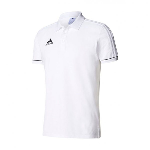 Koszulka Polo adidas Tiro 17 BQ2685 Rozmiar S (173cm)
