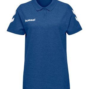 Koszulka Polo damska Hummel Go 203522-7045 Rozmiar M (168cm)