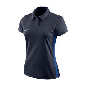 Koszulka Polo damska Nike Academy 18 899986-451 Rozmiar S (163cm)