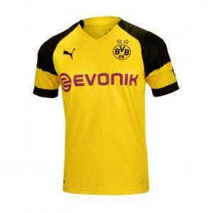 Koszulka Puma Borussia Dortmund Home Replica 753310-01 Rozmiar S (173cm)