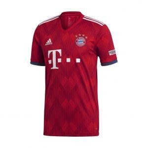 Koszulka adidas Bayern Monachium Home CF5433 Rozmiar S (173cm)