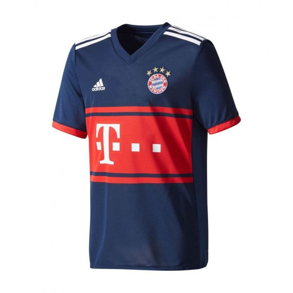 Koszulka adidas Junior Bayern Monachium Away AZ7933 Rozmiar 128