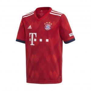 Koszulka adidas Junior Bayern Monachium Home CF5429 Rozmiar 128