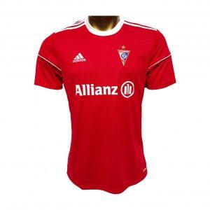 Koszulka adidas Junior Górnik Zabrze Away BJ9174 Rozmiar 116