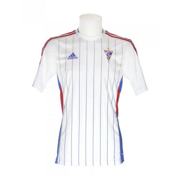 Koszulka adidas Junior Górnik Zabrze (sam herb) F86477 Rozmiar 116