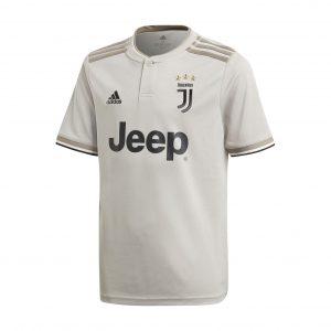 Koszulka adidas Junior Juventus Turyn Away CF3506 Rozmiar 128