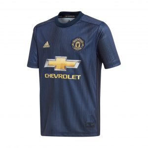 Koszulka adidas Junior Manchester United 3rd DP6017 Rozmiar 128