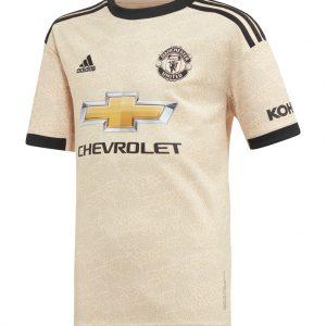 Koszulka adidas Junior Manchester United Away DX8945 Rozmiar 128