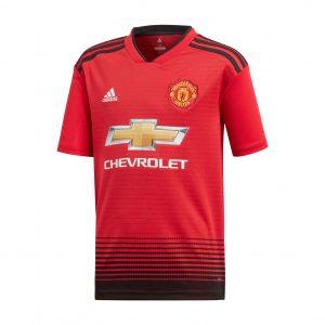 Koszulka adidas Junior Manchester United Home CG0048 Rozmiar 128