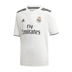 Koszulka adidas Junior Real Madryt Home CG0552 Rozmiar 128