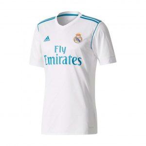 Koszulka adidas Junior Real Madryt Home LFP B31113 Rozmiar 128
