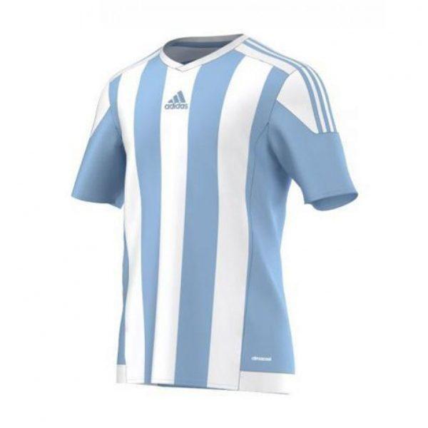 Koszulka adidas Junior Striped 15 S16139 Rozmiar 140