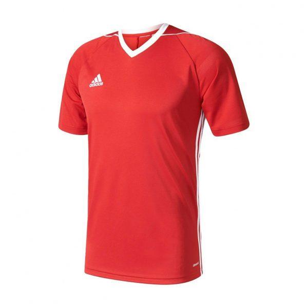 Koszulka adidas Junior Tiro S99146 Rozmiar 140