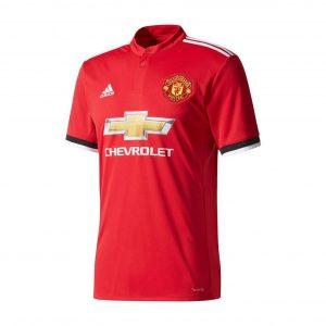 Koszulka adidas Manchester United BS1214 Rozmiar S (173cm)