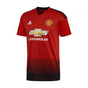 Koszulka adidas Manchester United Home CG0040 Rozmiar S (173cm)