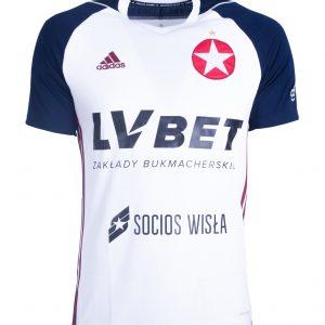 Koszulka adidas MiTiro 17 Wisła Kraków Away BR6835 Rozmiar S (173cm)