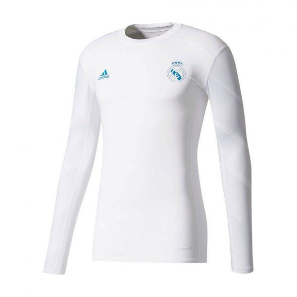 Koszulka adidas Real Madryt Techfit CF6204 Rozmiar S (173cm)