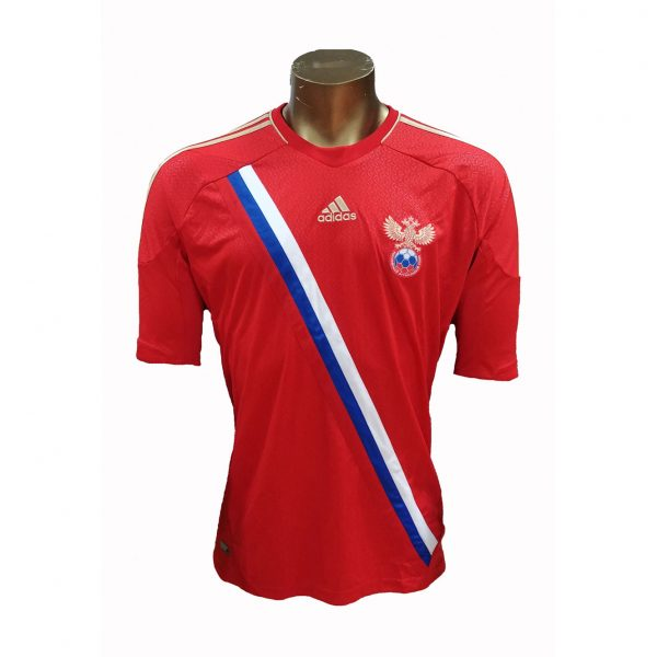 Koszulka adidas Rosja Home Euro 2012 X12073 Rozmiar XL (188cm)
