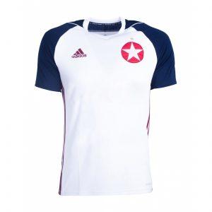 Koszulka adidas Wisła Kraków Away BR6835 bez reklam Rozmiar S (173cm)