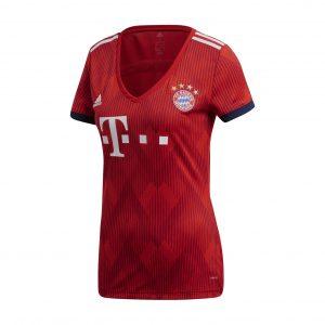 Koszulka damska adidas Bayern Monachium Home CF5425 Rozmiar XXS