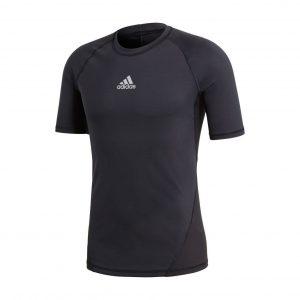 Koszulka termiczna adidas Alphaskin Sport SS CW9524 Rozmiar S (173cm)
