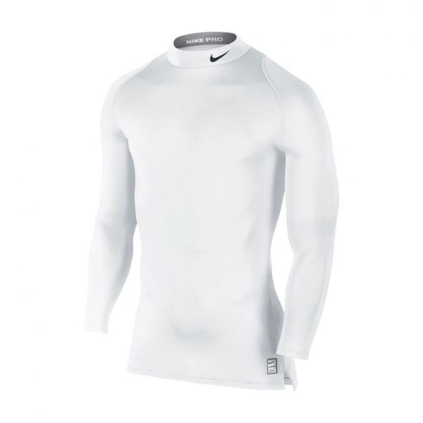 Koszulka z długim rękawem Nike Cool Compression Mock 703090-100 Rozmiar XL (188cm)