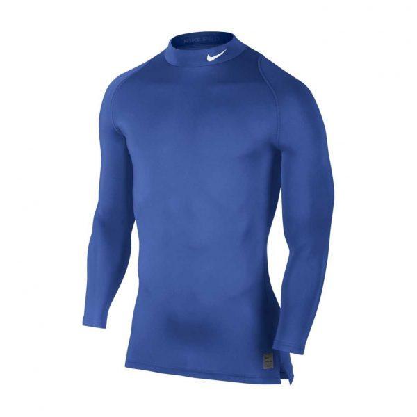 Koszulka z długim rękawem Nike Cool Compression Mock 703090-480 Rozmiar XXL (193cm)