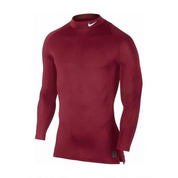Koszulka z długim rękawem Nike Cool Compression Mock 703090-687 Rozmiar XXL (193cm)