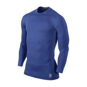 Koszulka z długim rękawem Nike Core Compression Mock 2.0 449795-494 Rozmiar XL (188cm)